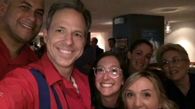 Out of their lane: DC celebs go bowling for charity